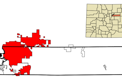 Location In Arapahoe Countyand The State Of Colorado
