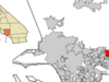 Location Of Azusa In Los Angeles County California