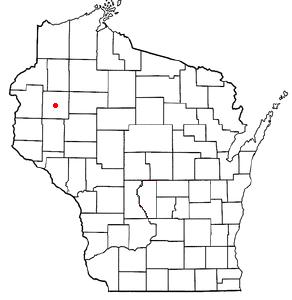 Location Of Barron Wisconsin