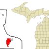 Location Of Bay City Michigan