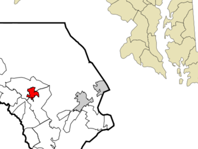 Location Of Bel Air Maryland