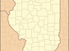 Location Of Belvidere Within Illinois