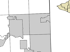 Location Of Beverly Hills Within Oakland County Michigan