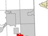 Location Of Birmingham Michigan