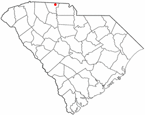 Location Of Blacksburg