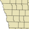 Location Of Bloomfield Iowa