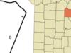 Location Of Boonville Missouri