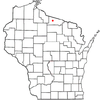 Location Of Boulder Junction Wisconsin