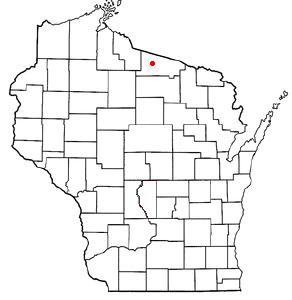Location Of Boulder Junction Wisconsin