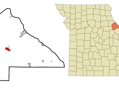 Location Of Bowling Green Missouri