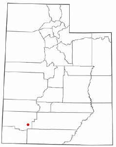 Location Of Brian Head Utah