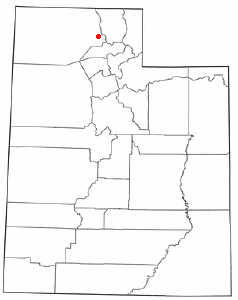 Location Of Brigham City Utah