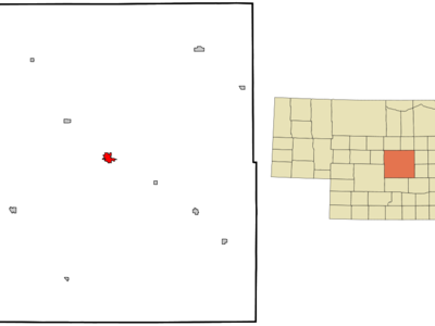 Location Of Broken Bow Nebraska
