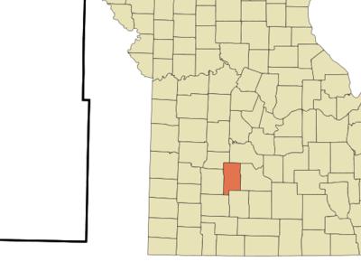 Location Of Buffalo Missouri