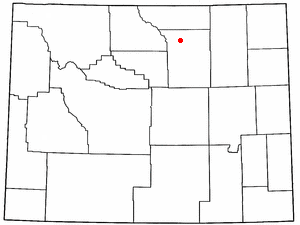 Location Of Buffalo Wyoming