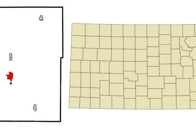 Location Of Burlington Kansas
