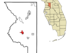 Location In Sumter County And The State Of Florida