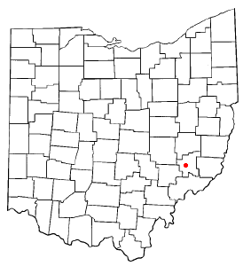Location Of Caldwell Ohio