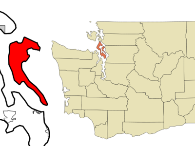 Location Of Camano Washington