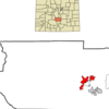 Location In Fremont County And The State Of Colorado