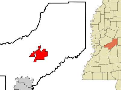 Location Of Canton Mississippi