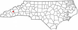 Location Of Canton North Carolina