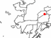 Location Of Cantwell Alaska