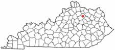 Location Of Carlisle Kentucky