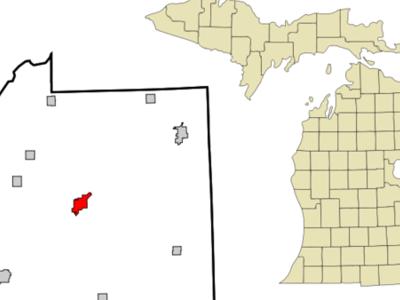 Location Of Caro Michigan