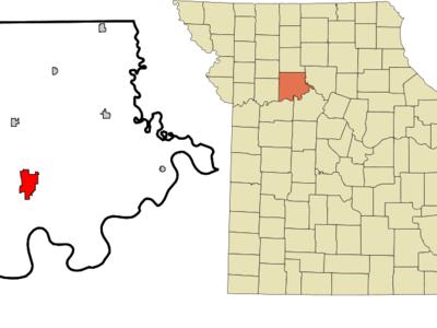 Location Of Carrollton Missouri