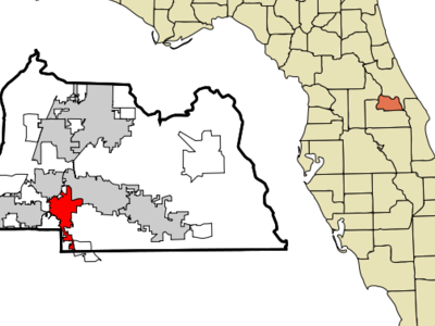 Location In Seminole County And The State Of Florida