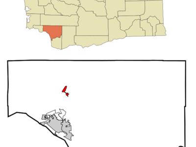 Location Of Castle Rock Washington
