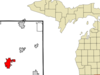 Location Of Charlotte Michigan