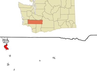 Location Of Chehalis Washington