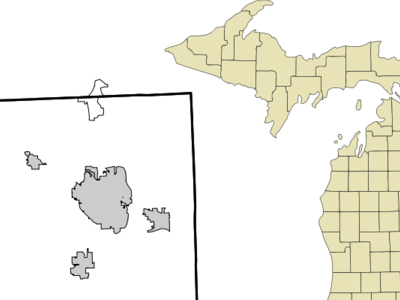 Location Of Chelsea Michigan