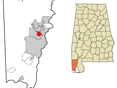 Location Of Chickasaw