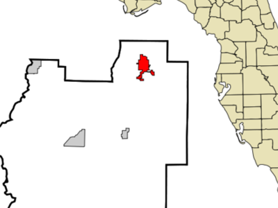 Location In Washington County And The State Of Florida