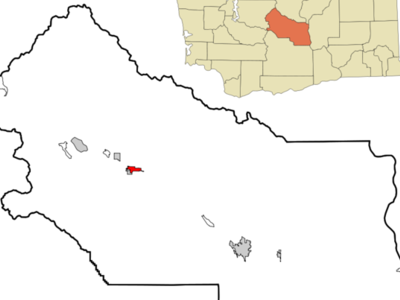 Location Of Cle Elum In Washington State