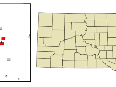 Location In Deuel County