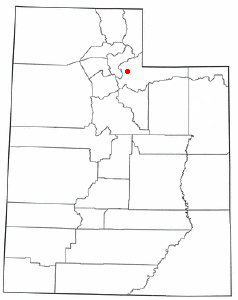 Location Of Coalville Utah