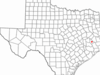 Location Of Coldspring Texas