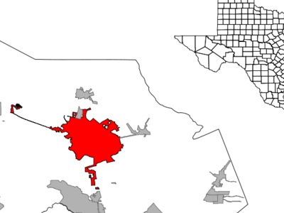 Location In Montgomery County In The State Of Texas