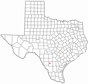 Location Of Cotulla Texas