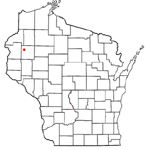 Location Of Cumberland Wisconsin