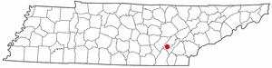 Location Of Dayton Tennessee