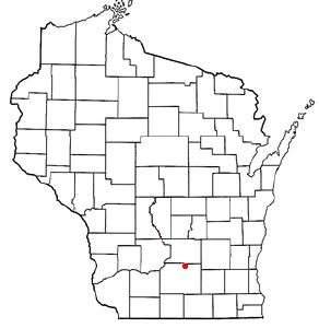 Location Of De Forest Wisconsin