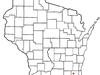 Location Of Delafield Wisconsin