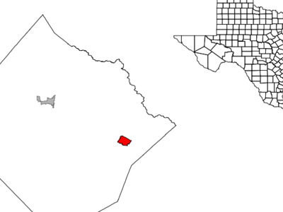Location Of Eagle Lake Texas