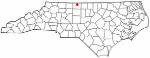Location Of Eden North Carolina