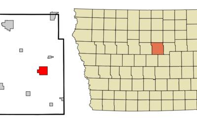 Location Of Eldora Iowa